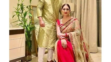 Rahul Vaidya and Disha Parmar's first Karwa Chauth is all about love – view pics