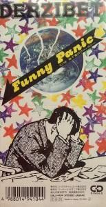 Single cover of Funny Panic, Der Zibet