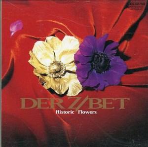 Compilation cover of Historic Flowers, Der Zibet