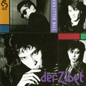 Album cover of Violetter Ball, Der Zibet