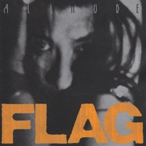 Single cover of FLAG, ALLNUDE