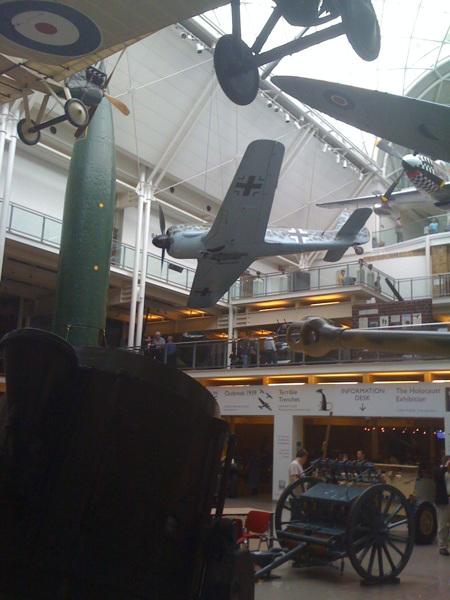 Imperial war museum 01