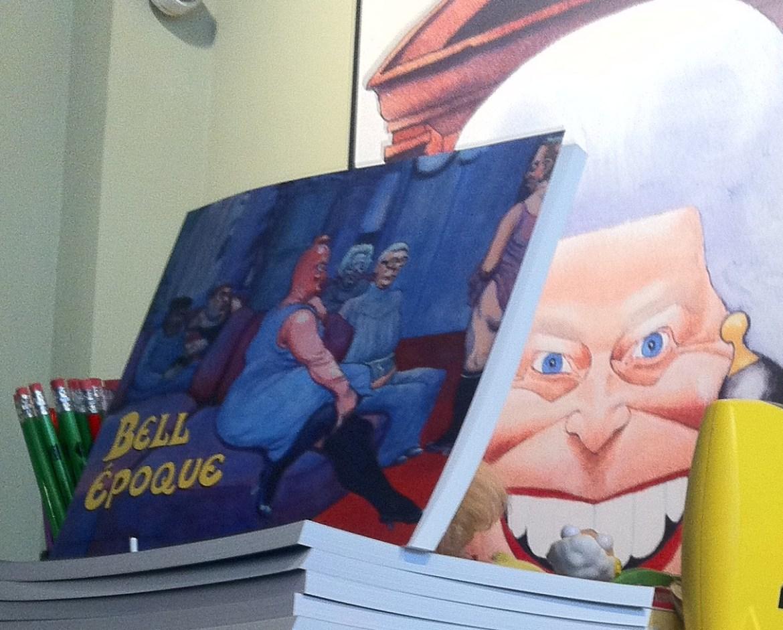 Bell Epoque Book
