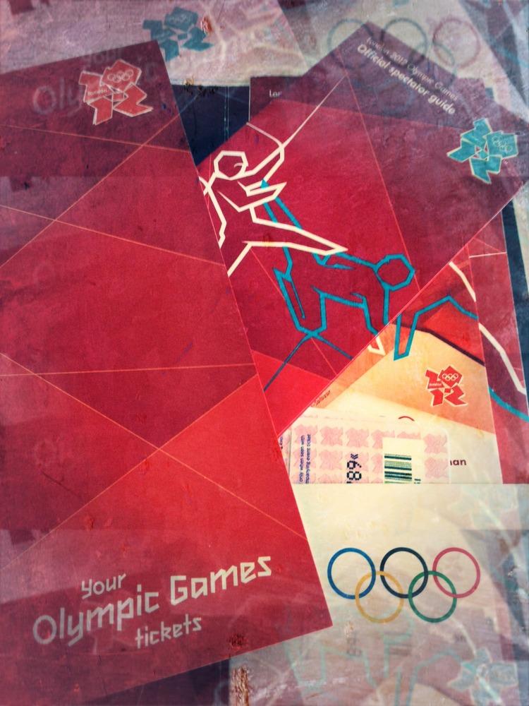 London 2012 Olympics tickets