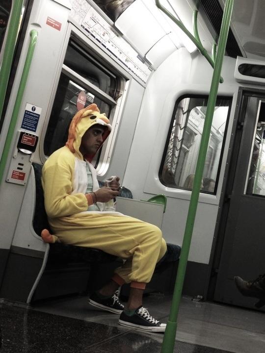 Lion Tube