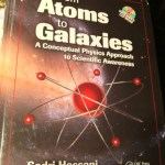 Also reviewing: From Atoms to Galaxies