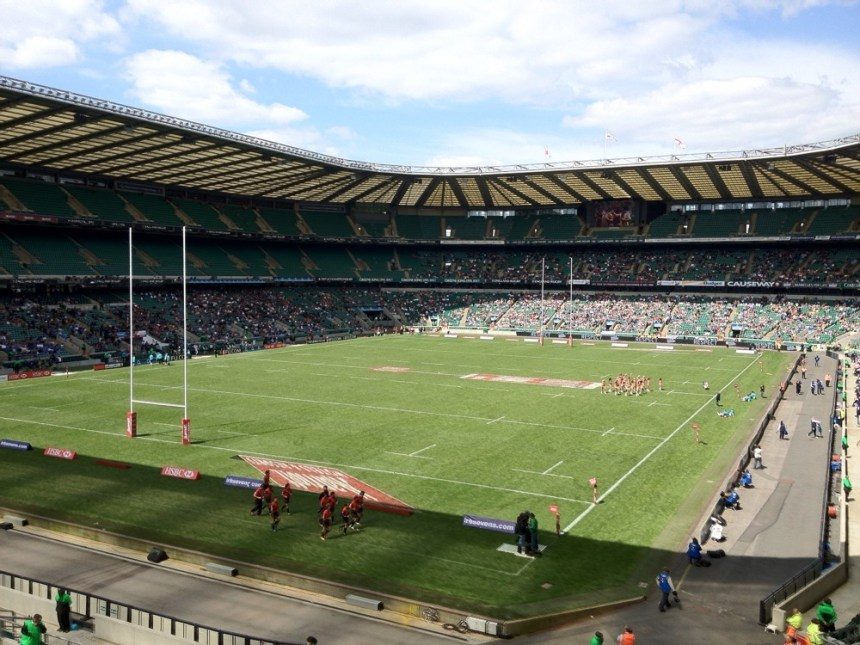 London Sevens 7s Rugby Twickenham