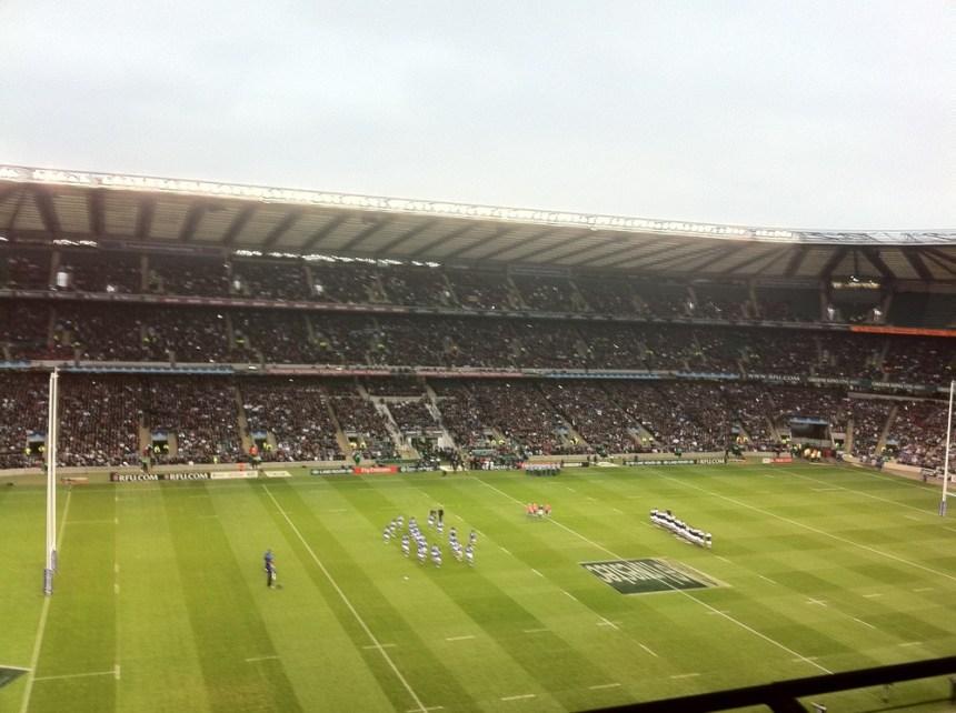 Rugby England Samoa