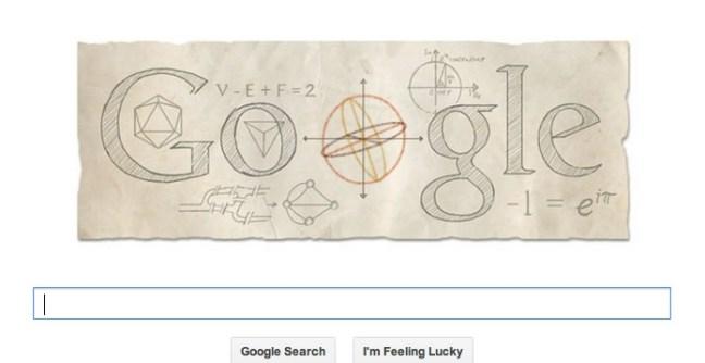 Euler doodle