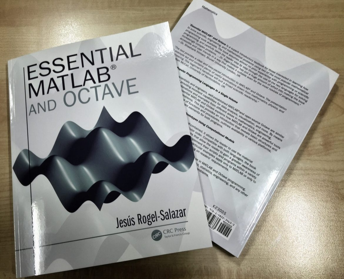 Essential Matlab and Octave Book