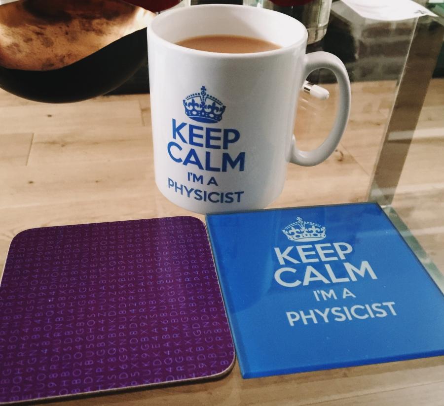 Keep Calm Physicist