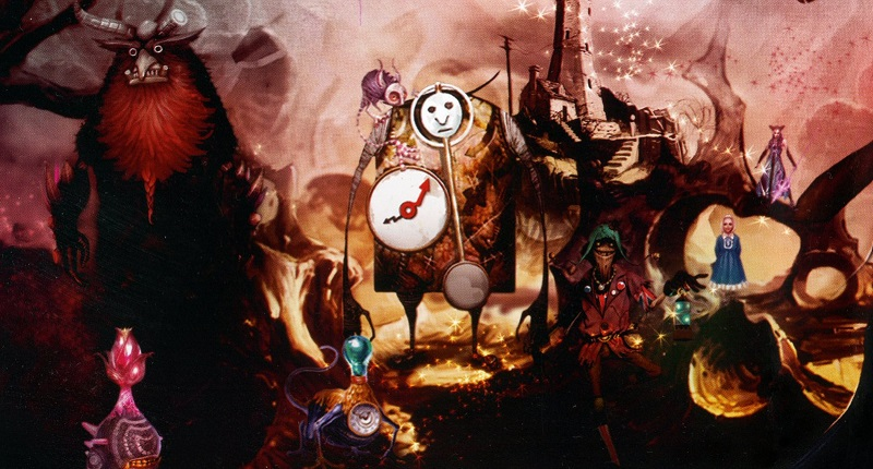 Folklore The Affliction Launches New Expansion On Kickstarter