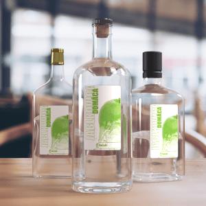 Zelené jablko – Splash
