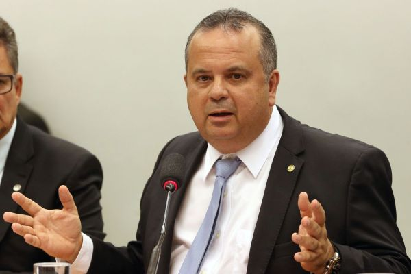 O deputado federal Rogério Marinho (PSDB-RN), nomeado para a Secretaria Especial de Previdência e Trabalho - Foto: Wilson Dias/Agência Brasil