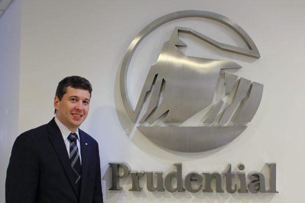 David Legher é CEO da Prudential do Brasil / Divulgação/Arquivo