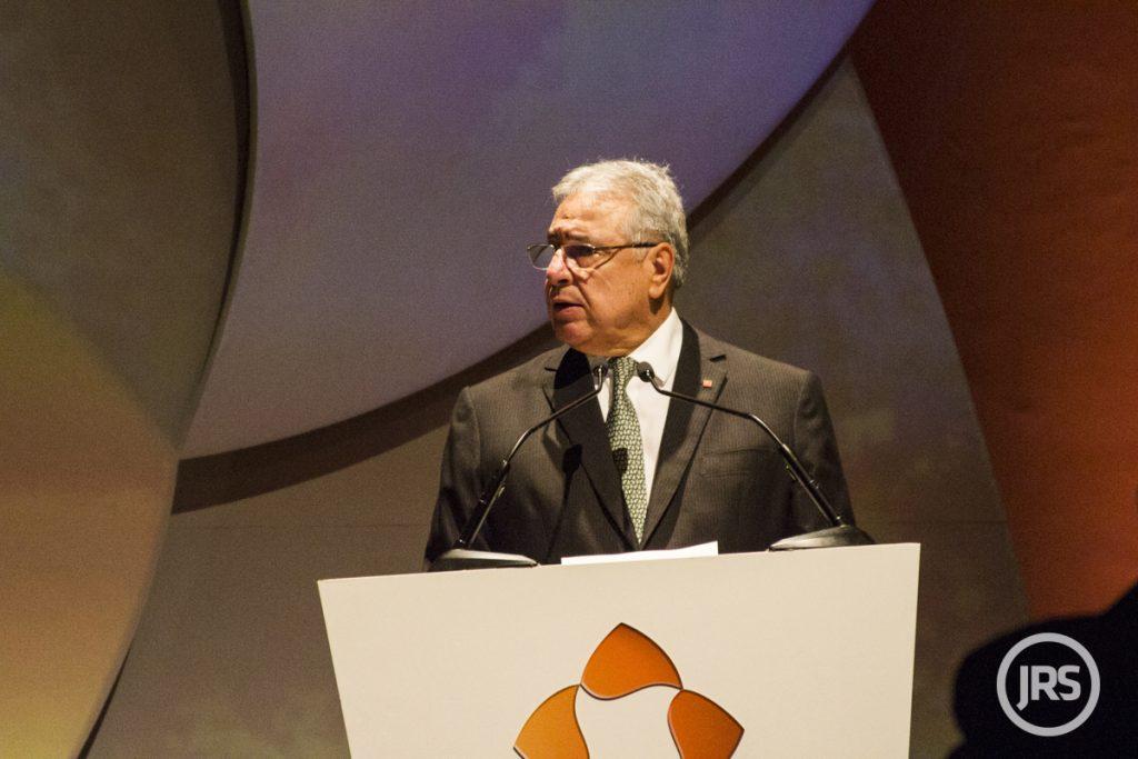 Marcio Coriolano é presidente da CNseg / Foto: William Anthony/JRS
