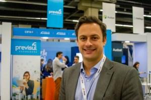 Renato Pedroso é CEO da Previsul / Foto: William Anthony/Arquivo JRS