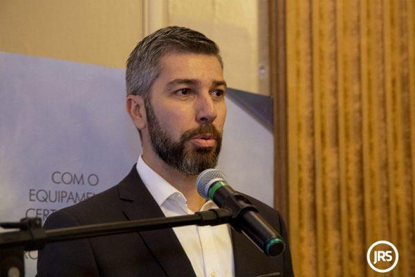 Guilherme Bini é diretor da Mapfre no RS / Arquivo JRS