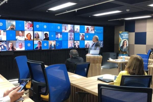 ENS inaugura Sala do Futuro com lançamento de livro sobre Inovação em Seguros