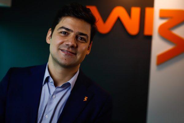 Heveron Peixoto é CEO da Wiz / Foto: Wenderson Araújo/Divulgação