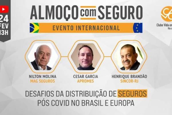 CVG-RJ vai realizar evento internacional