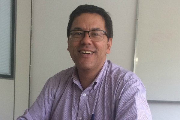 Carlos Trindade é gerente de TI da Delphos / Divulgação