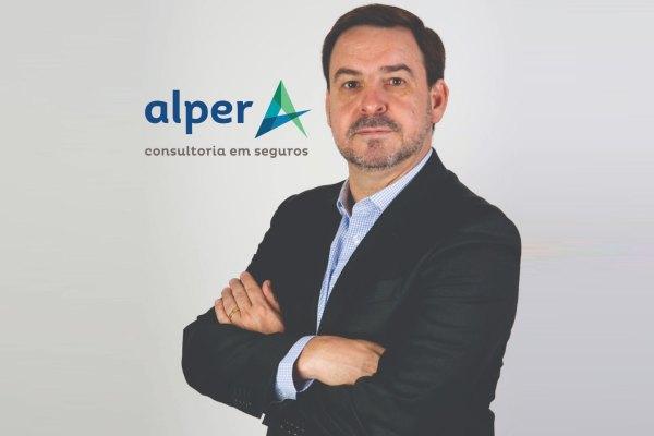 Marcos Couto é CEO da Alper Seguros / Reprodução