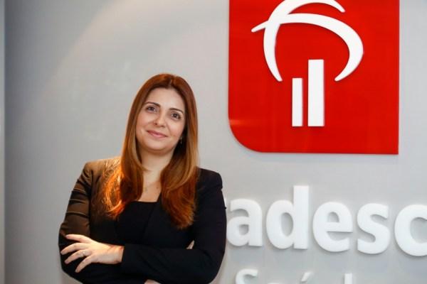 Thaís Jorge é diretora da Bradesco Saúde e Mediservice / Divulgação
