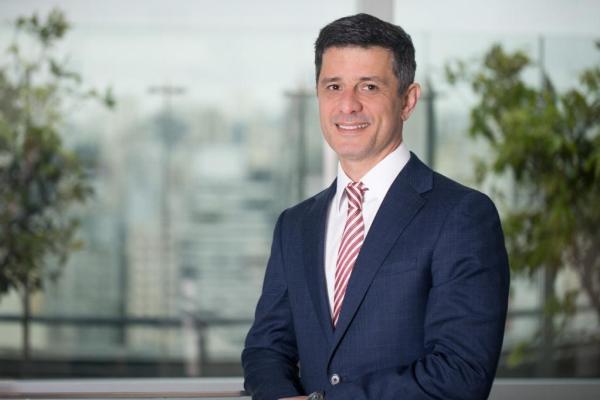 Eduardo Dal Ri é diretor executivo Comercial da Allianz Seguros / Foto: Bruno Namorato/Divulgação