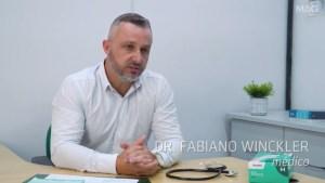 Fabiano Wincker é médico do esporte e nutrólogo que atua no time da Chapeconse / Divulgação