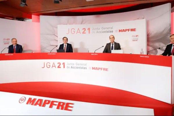 MAPFRE espera lucro operacional líquido superior a € 700 mi em 2021