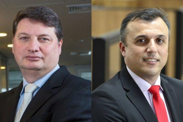 Fernando Leibel é diretor Executivo da Sompo Saúde e Edglei Monteiro é diretor Comercial de Saúde e Vida da Sompo Seguros / Divulgação