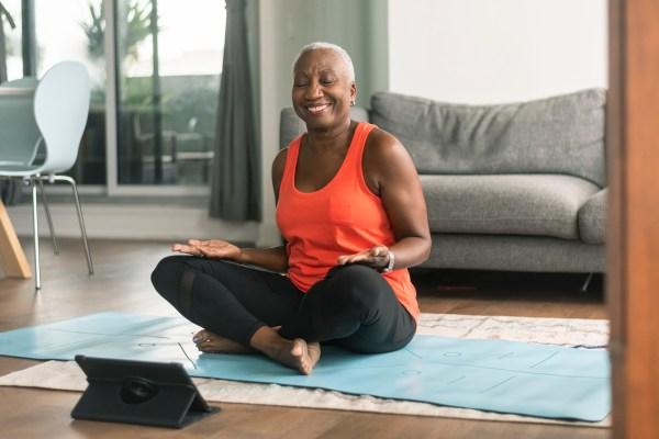 Meditação: prática ajuda na redução da ansiedade durante a pandemia / Divulgação
