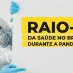 Revista JRS apresenta Raio-X da Saúde no Brasil durante a pandemia