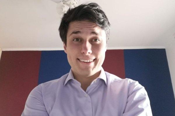 Marco Antonio é COO da fintech Bullseye / Divulgação