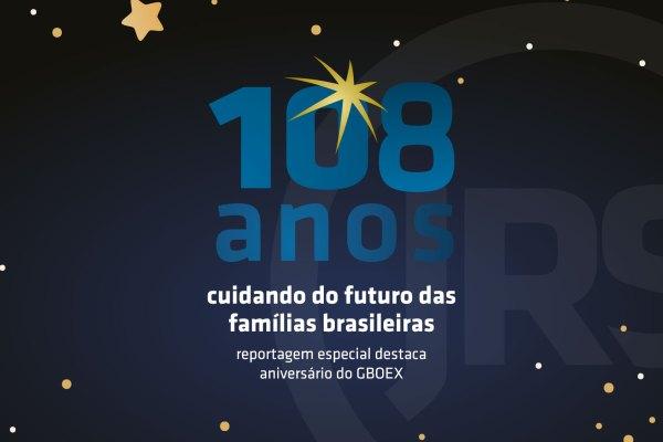 Edição especial da Revista JRS destaca 108 anos do GBOEX