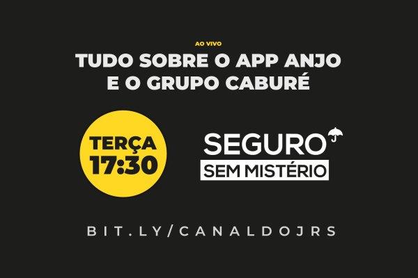 App Anjo é destaque do Seguro Sem Mistério nesta terça (01)