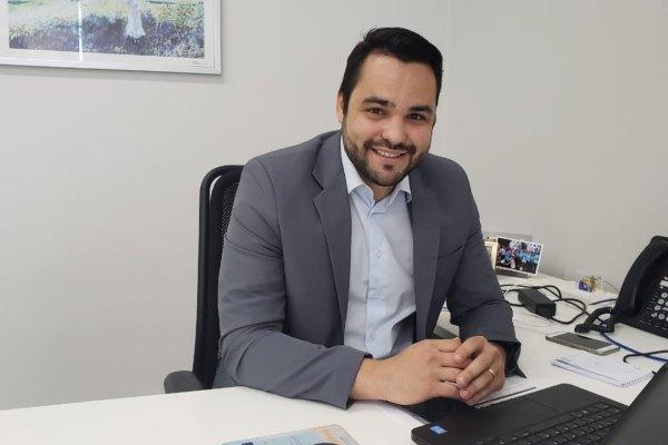Fagner Risso é representante do Sindicato das Seguradoras Norte e Nordeste (Sindsegnne) em Alagoas / Divulgação