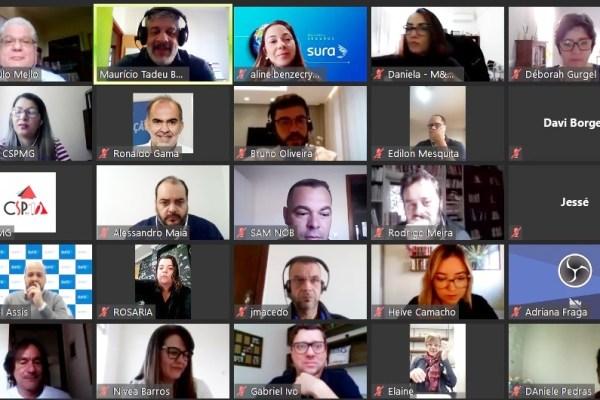 CSP-MG lança série de workshops com participação das beneméritas / Divulgação