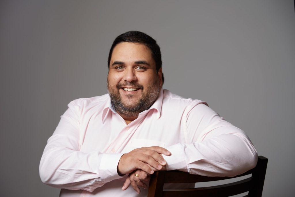 Pedro Gomes, gerente da Capemisa Capitalização / Foto: Murillo Medina/Divulgação