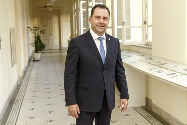 Alexandre Camillo é Presidente do Sincor-SP / Divulgação