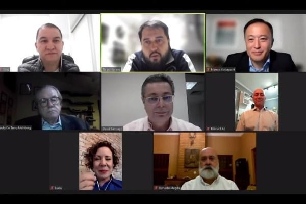 CVG-SP promove live com ex-presidentes para comemorar aniversário de 40 anos / Divulgação