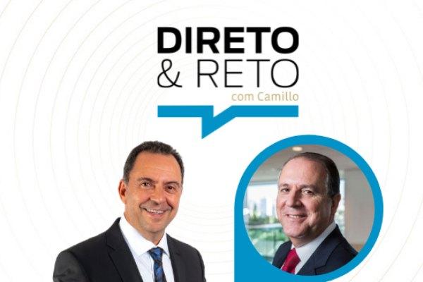 Direto & Reto com Camillo recebe presidente da Porto Seguro e premia associados com smartphone / Divulgação