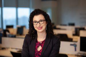 Andressa Meireles é Superintendente de Engenharia de Riscos da Zurich no Brasil / Divulgação