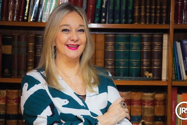 Dra. Laura Agrifoglio é sócia do escritório Agrifoglio Vianna / Foto: Filipe Tedesco/Arquivo JRS