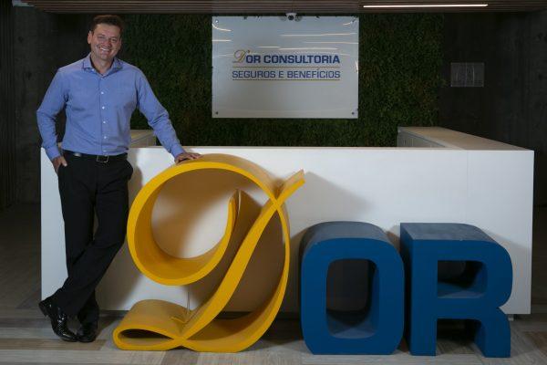 Bruno Iannuzzi é CEO da D'Or Consultoria / Foto: Edu Pestana/Divulgação