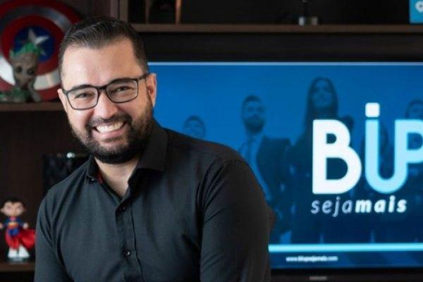 Victor Rocha é Presidente e Fundador da BiUP Seja Mais / Divulgação