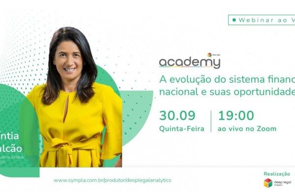 Webinar aborda evolução do sistema bancário no Brasil / Reprodução
