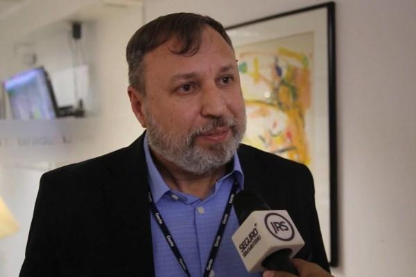 Carlos Souza é responsável pela área Comercial da Gente Seguradora / Foto: Filipe Tedesco/JRS