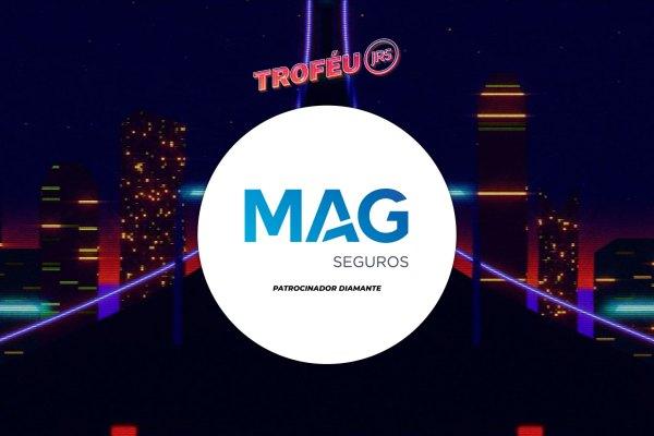 MAG Seguros integra Time Campeão de Patrocinadores Diamante do Troféu JRS 2021